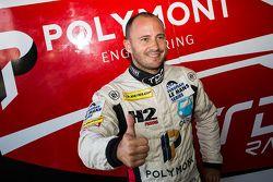 GTC pole sahibi Franck Perera celebrates