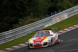 #30 Frikadelli Yarış Takımı Porsche GT3 R: Klaus Abbelen, Patrick Huisman, Sabine Schmitz