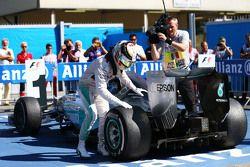 Победитель - Льюис Хэмилтон, Mercedes AMG F1 W06