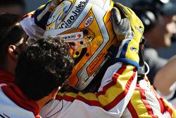Второе место - Артур Пик, Campos Racing