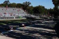 Antonio Fuoco, Carlin et Brandon Maisano, Campos Racing