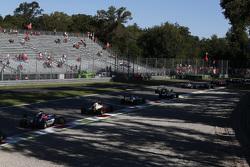 Antonio Fuoco, Carlin and Brandon Maisano, Campos Racing