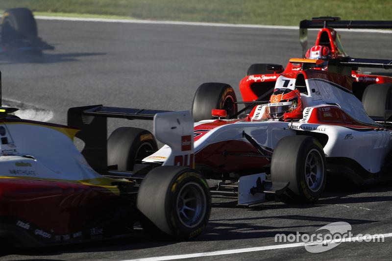 GP3 2015 - Monza, Course 2