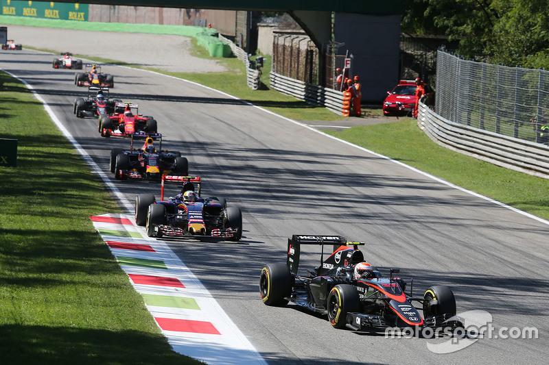 Дженсон Баттон, Гран При Италии