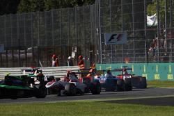Esteban Ocon, ART Grand Prix voor Matheo Tuscher, Jenzer Motorsport