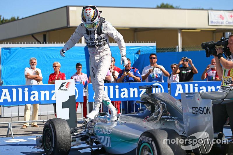 40- GP da Itália 2015, Mercedes
