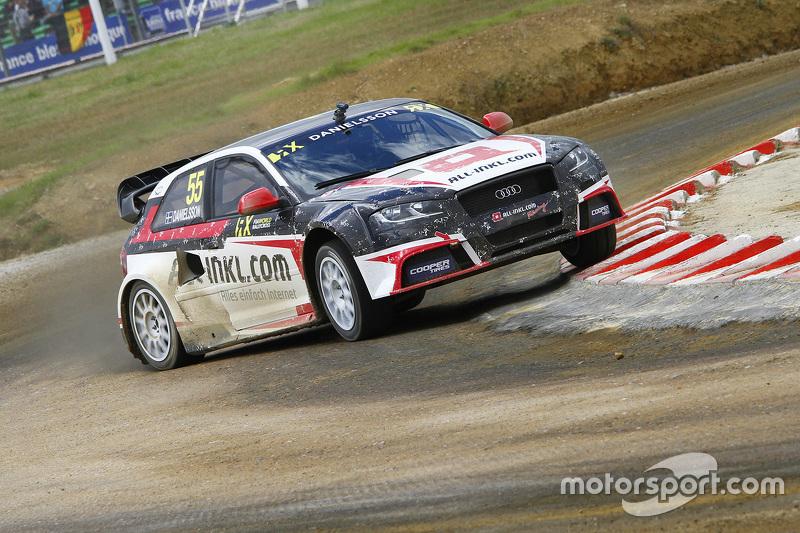 Alx Danielsson, Münnich Motorsport
