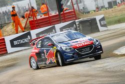 Davy Jeanney, Team Peugeot-Hansen