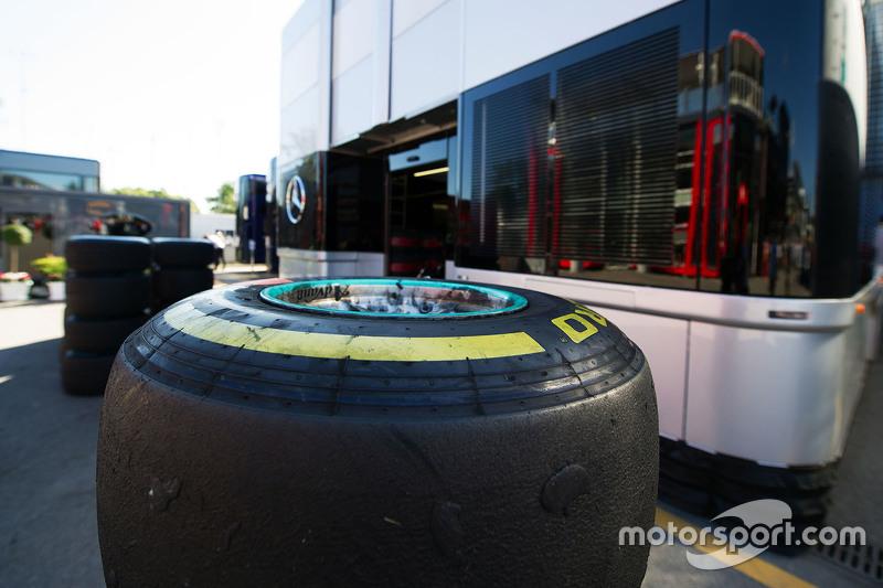 Гран При Италии, 5 сентября. Шины Pirelli