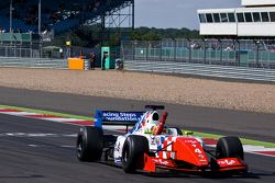 Oliver Rowland, Fortec Motorsports takes the win