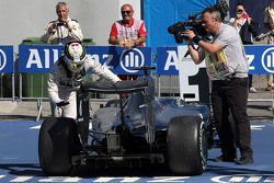 Winnaar Lewis Hamilton, Mercedes AMG F1 W06