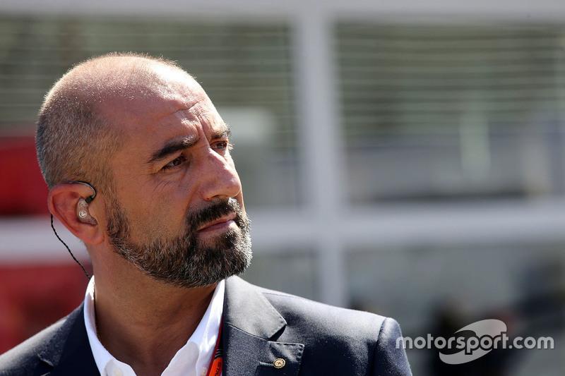 Ivan Capelli, President des ACI Mailand