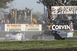 Laureano Campanera, Donto Racing Chevrolet and Federico Alonso, Taco Competicion Torino