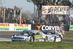 Emiliano Spataro, UR Racing Dodge y Laureano Campanera, Donto Racing Chevrolet