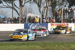 Josito di Palma, CAR Racing Torino y Juan Martin Trucco, JMT Motorsport Dodge y Leonel Pernia, Las T
