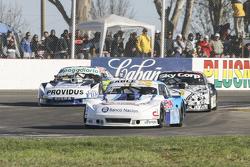 Federico Alonso, Taco Competicion Torino and Laureano Campanera, Donto Racing Chevrolet and Emiliano
