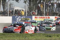 Жозе Мануель Уркера, JP Racing Torino та Гастон Маццакане, Coiro Dole Racing Chevrolet