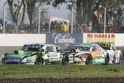 Juan Bautista de Benedictis, di Meglio Motorsport Ford and Facundo Ardusso, Trotta Competicion Dodge