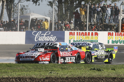 Pedro Gentile, JP Racing Chevrolet ve Mauro Giallombardo, Maquin Parts Racing Ford