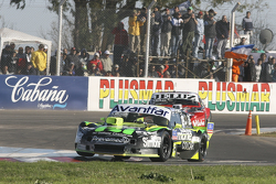 Mauro Giallombardo, Maquin Parts Racing Ford ve Pedro Gentile, JP Racing Chevrolet