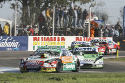 Facundo Ardusso, Trotta Competicion Dodge and Juan Bautista de Benedictis, di Meglio Motorsport Ford