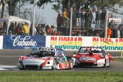 Norberto Fontana, Laboritto Jrs Torino and Matias Rossi, Donto Racing Chevrolet