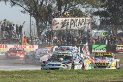 Diego de Carlo, JC Competicion Chevrolet y Mariano Altuna, Altuna Competicion Chevrolet y Mauricio L