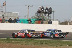 Juan Manuel Silva, Catalan Magni Motorsport Ford y Jose Savino, Savino Sport Ford