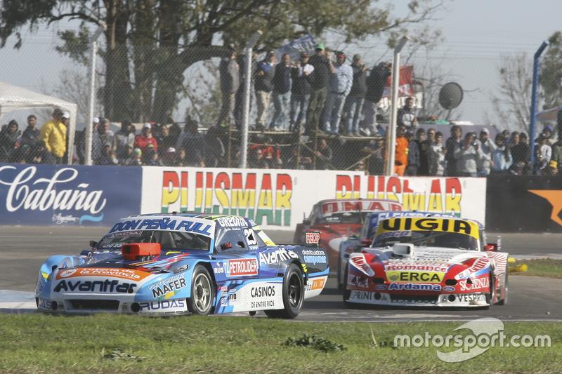 Мартін Понте, Nero53 Racing Dodge та Хуан Мануель Сільва, Catalan Magni Motorsport Ford
