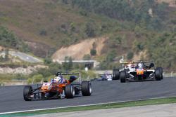 Michele Beretta, Mücke Motorsport Dallara Mercedes-Benz y Matt Solomon, Double R Racing Dallara Merc