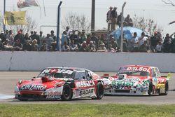 Matias Rossi, Donto Racing Chevrolet y Juan Pablo Gianini, JPG Racing Ford