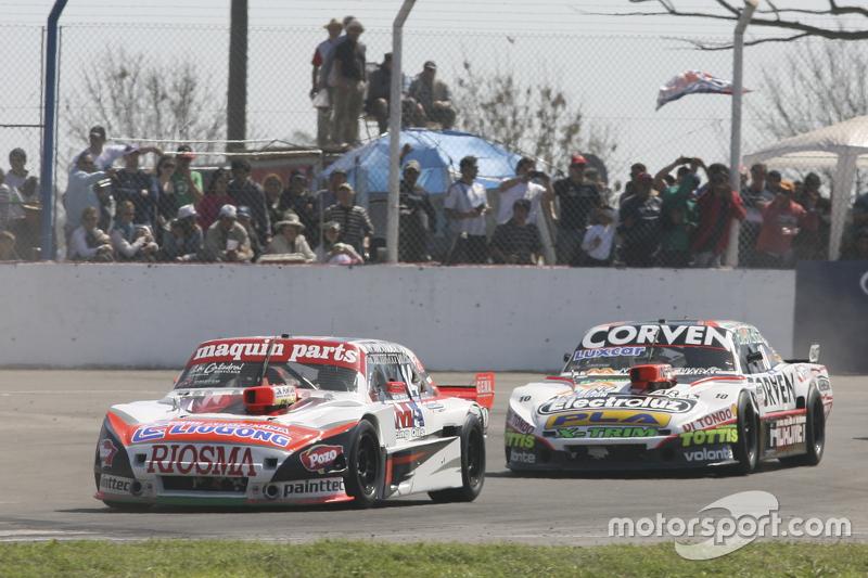 Ніколя Троссе, Maquin Parts Racing Torino та Хуан Маркос Анджеліни, UR Racing Dodge