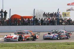 Mariano Werner, Werner Competicion Ford y Emanuel Moriatis, Alifraco Sport Ford