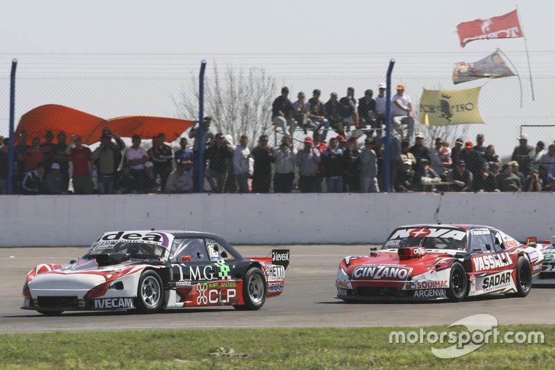 Norberto Fontana, Laboritto Jrs Torino and Matias Rossi, Donto Racing Chevrolet