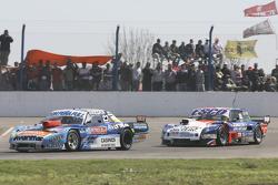 Martin Ponte, Nero53 Racing Dodge e Jose Savino, Savino Sport Ford