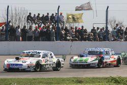Leonel Sotro, Alifraco Sport Ford e Mathias Nolesi, Nolesi Competicion Ford
