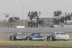 Diego de Carlo, JC Competicion Chevrolet and Federico Alonso, Taco Competicion Torino and Laureano C