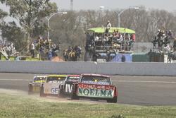 Nicolas Bonelli, Bonelli Competicion Ford e Guillermo Ortelli, JP Racing Chevrolet e Omar Martinez,