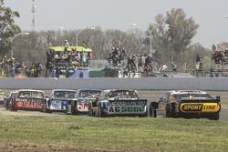 Leonel Pernia, Las Toscas Racing Chevrolet e Emanuel Moriatis, Alifraco Sport Ford e Josito di Palma