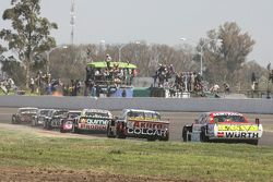 Juan Martin Trucco, JMT Motorsport Dodge e Juan Manuel Silva, Catalan Magni Motorsport Ford e Juan M