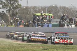 Carlos Okulovich, Sprint Racing Torino e Sergio Alaux, Coiro Dole Racing Chevrolet