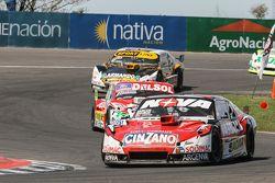 Matias Rossi, Donto Racing Chevrolet e Juan Pablo Gianini, JPG Racing Ford e Leonel Pernia, Las Tosc