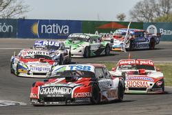 Jose Manuel Urcera, JP Racing Torino e Nicolas Trosset, Maquin Parts Racing Torino e Juan Martin Tru