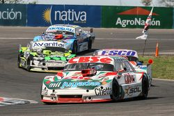 Carlos Okulovich, Sprint Racing Torino y Jose Savino, Savino Sport Ford y Mauro Giallombardo, Maquin
