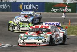 Carlos Okulovich, Sprint Racing Torino e Jose Savino, Savino Sport Ford e Mauro Giallombardo, Maquin