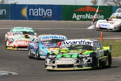 Mauro Giallombardo, Maquin Parts Racing Ford e Martin Ponte, Nero53 Racing Dodge e Facundo Ardusso,