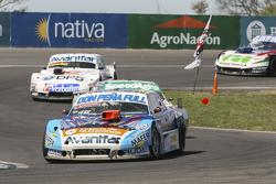 Martin Ponte, Nero53 Racing Dodge and Facundo Ardusso, Trotta Competicion Dodge and Leonel Sotro, Alifraco Sport Ford