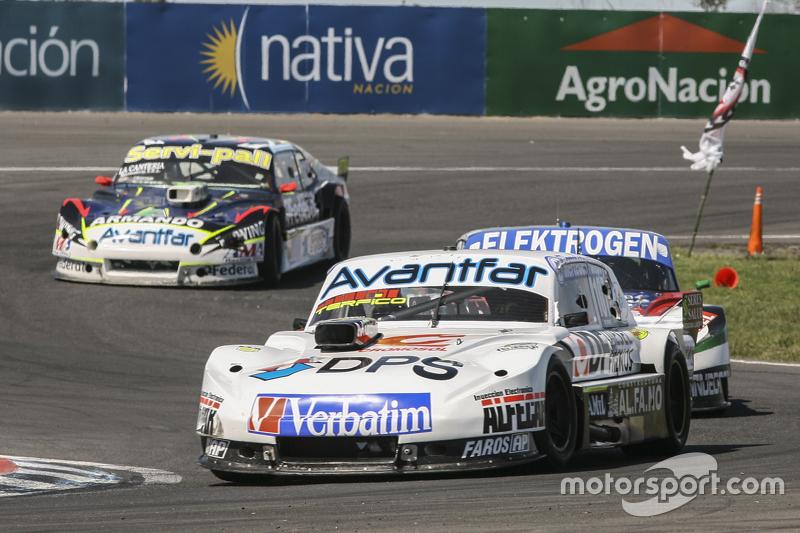 Leonel Sotro, Alifraco Sport Ford and Mathias Nolesi, Nolesi Competicion Ford and Diego de Carlo, JC Competicion Chevrolet