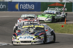Diego de Carlo, JC Competicion Chevrolet e Laureano Campanera, Donto Racing Chevrolet e Camilo Echev