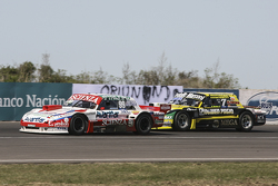 Matias Jalaf, Catalan Magni Motorsport Ford e Omar Martinez, Martinez Competicion Ford